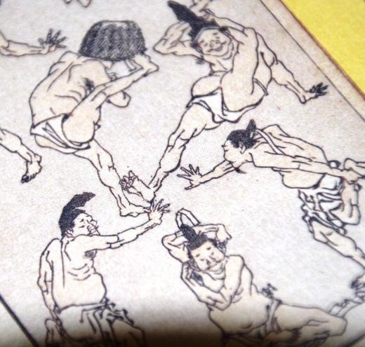 hokusai manga vol. 18 -2