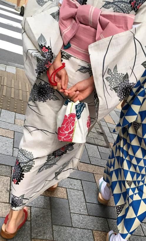 ajisai yukata@kaurazaka
