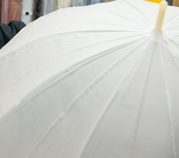 1958 primo ombrello di plastica al mondo