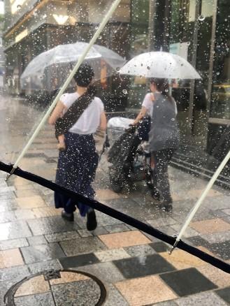 from my umbrella
