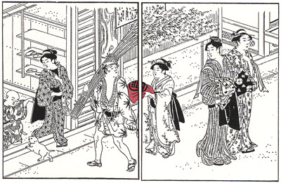 Furoshiki Edo Period